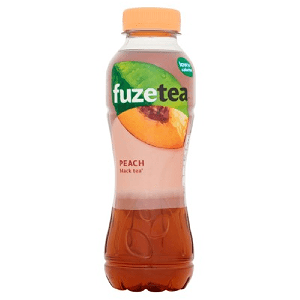 Foto Fuze Tea Peach 330 ml