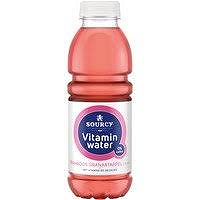 Foto Vitamin water rood fruit